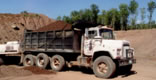 Image of Angelo Luppino Dump Truck